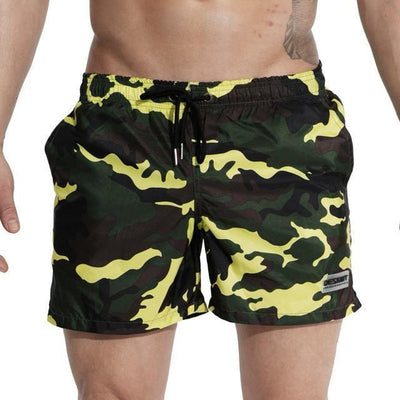 Boardshorts Camouflage Swimming Shorts