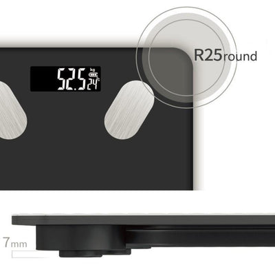 Body Scale Bluetooth Smart Body Scales Weight SmartPhone Connect