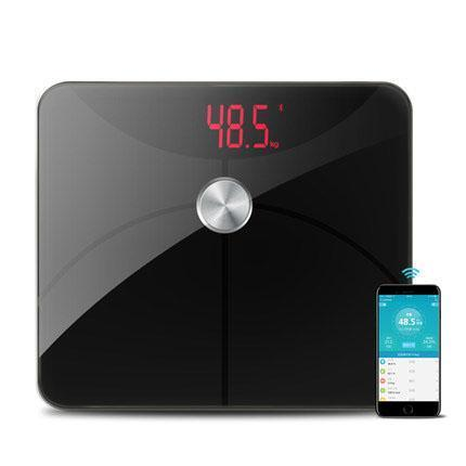 Smart Scale Electronic Floor Scales Body Fat Tracker Bluetooth
