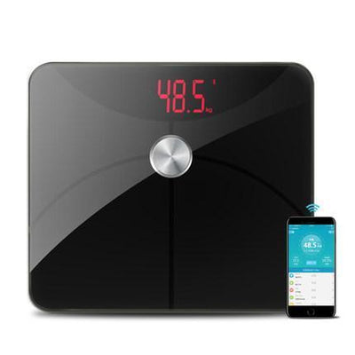 Body Scale Smart Scale Electronic Floor Scales Body Fat Tracker Bluetooth