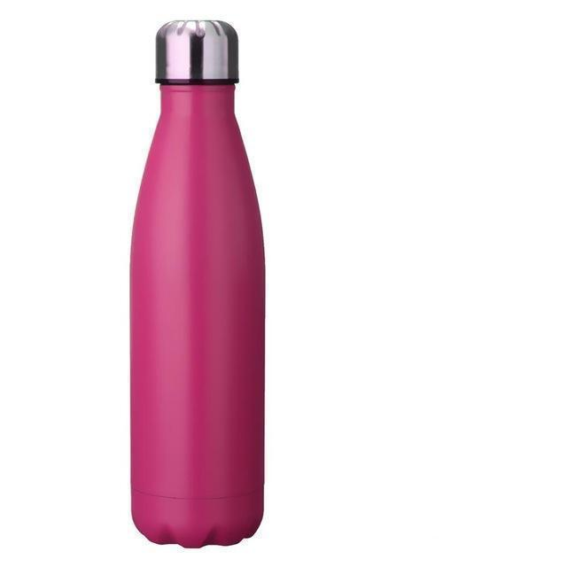 Купить со скидкой Fitme Bottle - Colorful Stainless Steel Insulated Bottle