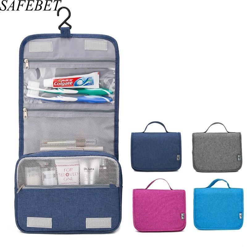 b1ff17f96a04 Cosmetic Bags   Cases Large Waterproof Makeup bag Travel Beauty Cosmetic Bag  Organizer Case