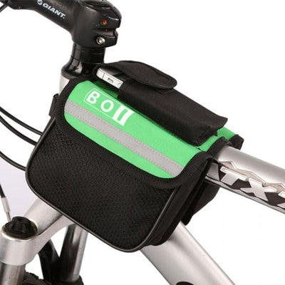 Cycling Gears Front Tube Panniers - Foldable Bicycle Bag