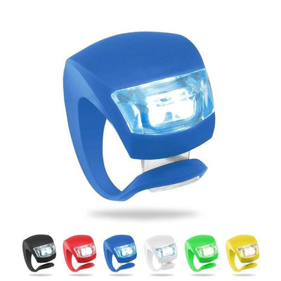 Cycling Gears Mini LED Brilliant Bike Light