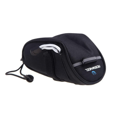 Cycling Gears Saddle Bike Rianproof Bag - Back Seat Tail Pouch