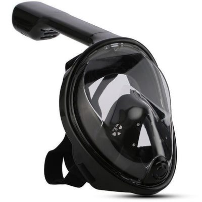 Diving Mask Full Face Snorkeling Masks Panoramic View Anti-fog Anti-Leak Swimming Scuba Underwater Diving Mask