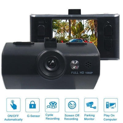 DVR/Dash Camera Dash Cam Car DVR 1080P Dashcam Full HD Video Car Registrator Recorder G-sensor Night Vision