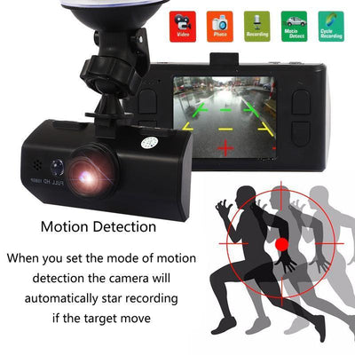 Dash Cam Car DVR 1080P Dashcam Full HD Video Car Registrator Recorder G-sensor Night Vision