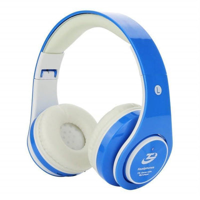Earphones Bluetooth Foldable Headset TF card with Mic Microphone