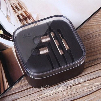 Earphones Color Wired Hands Free Earphones With Box