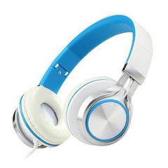Buy Headsets Bass Wire Foldable Headphones
