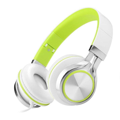 Earphones Headsets Bass Wire Foldable Headphones
