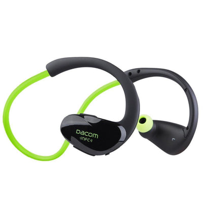 Earphones New Wireless Athlete Bluetooth Headset With Microphone