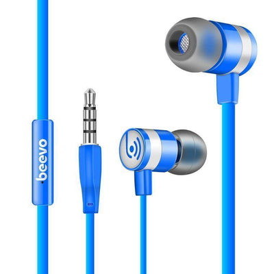 Earphones Special Edition Clear Bass Headphones with Microphone