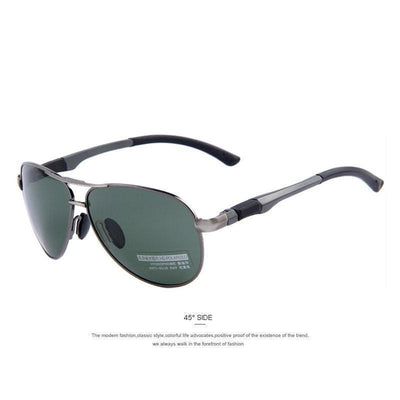 Eyewear Men Brand Sport Polarized Sunglasses