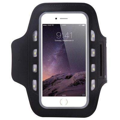 Fitness Gears LED Luminous Running Sport Case Arm Band