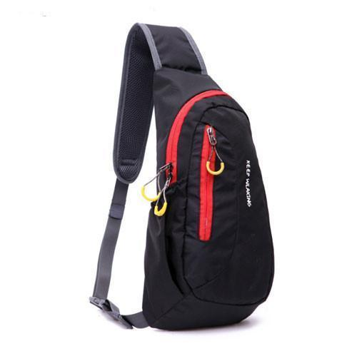 Fitness Gears Nylon Water-resistant oneshoulder Sports Backpack