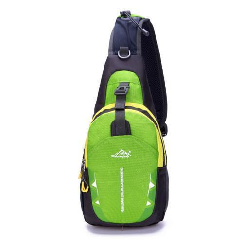 Fitness Gears One Shoulder Outdoor Backpack
