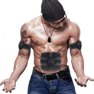 Fitness Gears Ultimate Abs Ripper - Muscle Stimulator