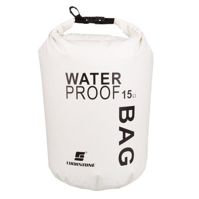 Fitness Gears Ultra light waterproof bag 15 L Travel Diving Dry Bag