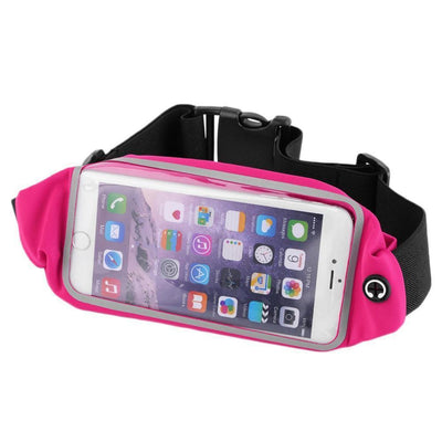 Fitness Gears Waterproof Waist Sport Pack - Running Belt