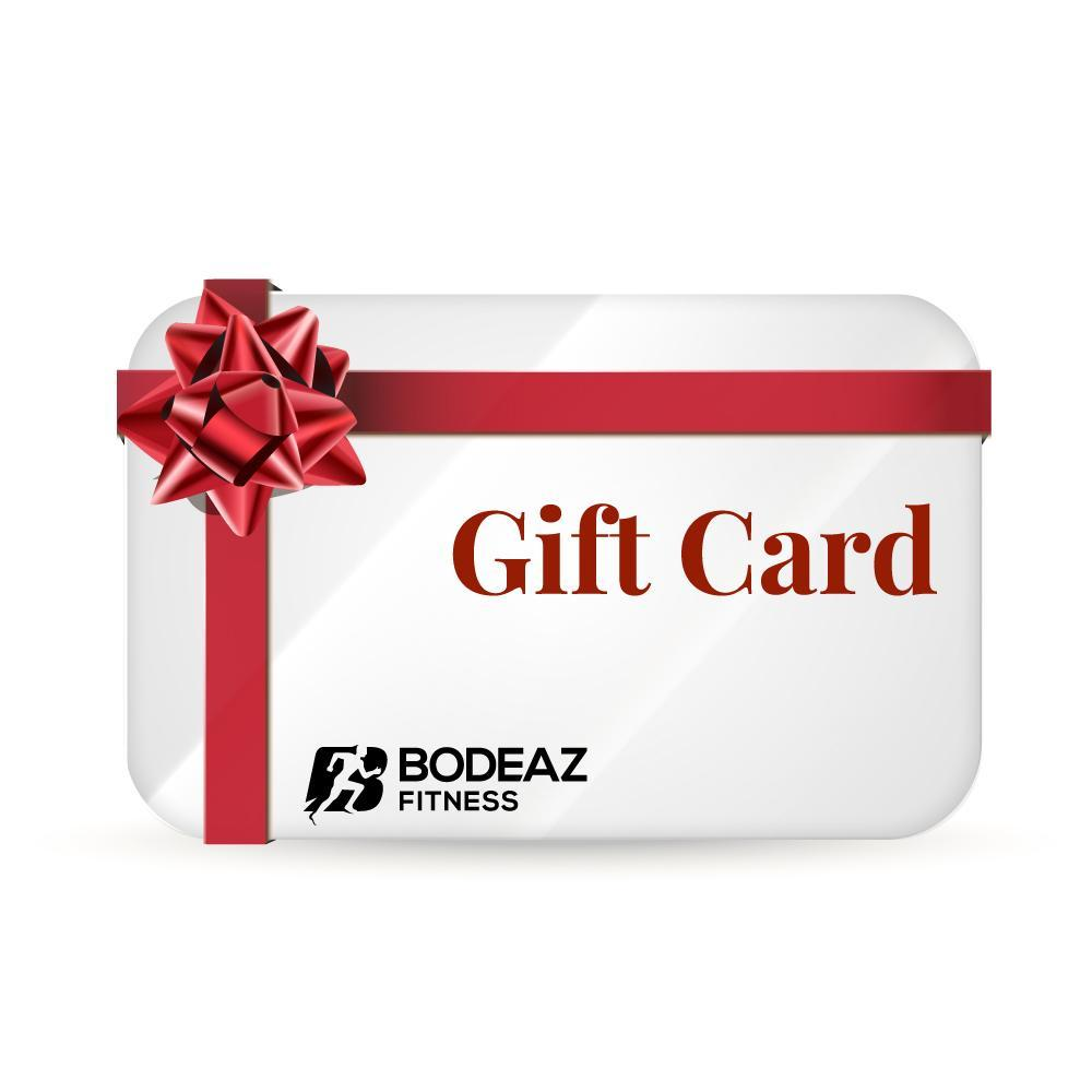Gift Cards - Perfect Fitness Gift