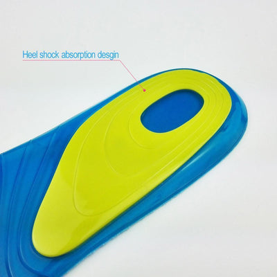 Insoles Shock absorbtion Silicone Sports Insoles