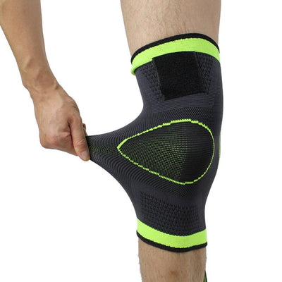 Knee pad 3D Straps High Stability Protection knee pads