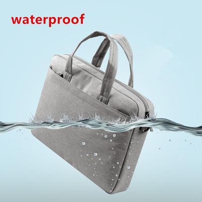 Laptop Bags & Cases New Waterproof Computer Laptop Notebook Bag Case Messenger Single Shoulder Tablet bags for Men Women