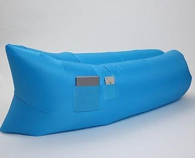 Lazy Bags *** NEW TREND*** Deluxe Outdoor Fast Inflatable Sofa Bag - Ideal For Outdoor and Camping