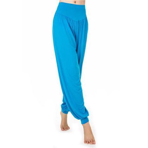 Comfort Arab Style Yoga Pants - Boho Wide Leg