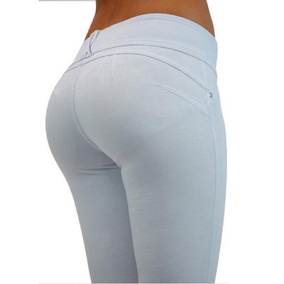 Leggings Denim Elastic Push Up Leggings