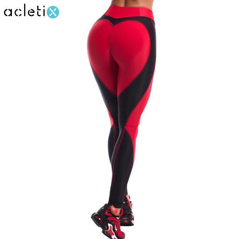 Heart Shaped Fitness leggings