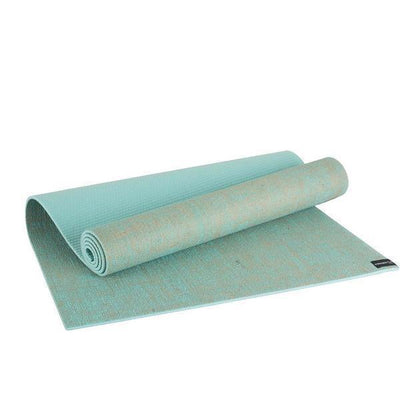 Mat Organic Jute Yoga Mat with Durable Carry Bag