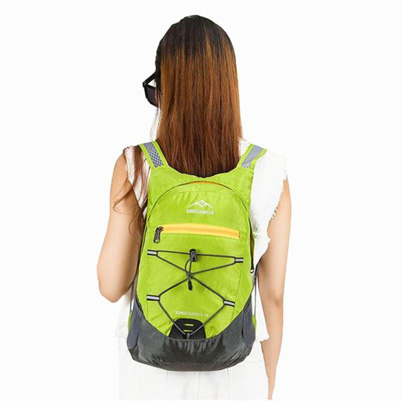 Outdoor Equipment Hiking Foldable Backpack