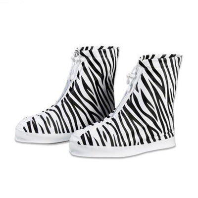 Rain Shoe Covers Animal Print Rain Shoe Covers