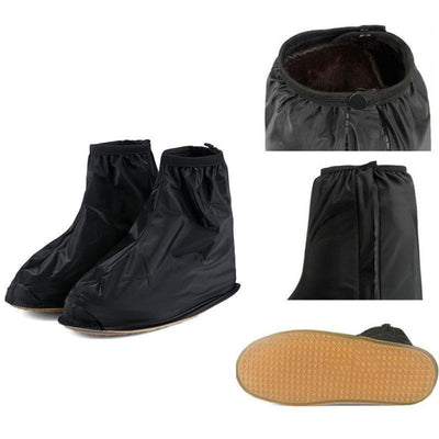 Rain Shoe Covers Elastic Reusable Rain Shoes Cover