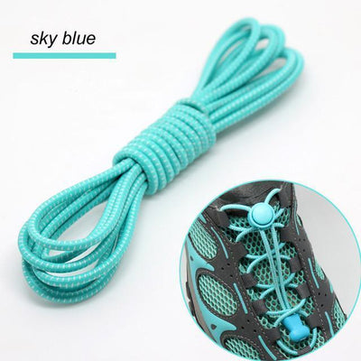 Shoe Accessories Elastic Locking Shoe Laces