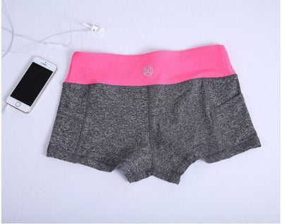 Shorts High Waist Women Athletic Short