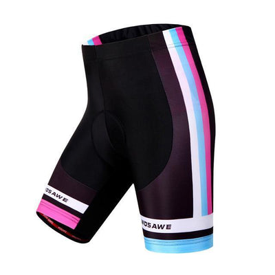 Shorts Outdoor Sportswear Women Riding Shorts Bike Clothes Bicycle Cycling Padded Breathable Short Pants