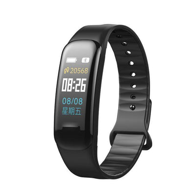 Smartbands Bluetooth Smart Band Blood Pressure & Heart Rate Monitor Colour Screen