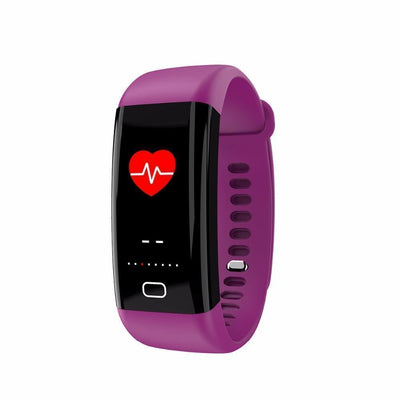 Smartbands Color screen Bluetooth Smart Band Bracelet Waterproof Swim Heart Rate Smartwatch Fitness Watch
