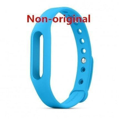 Smartbands Colorful Silicone Interchangeable Band for Xiaomi Smart Bracelet