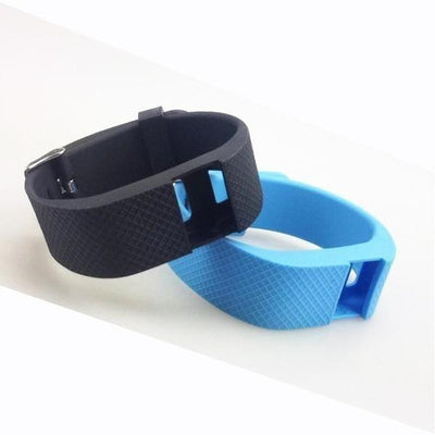 NEW Colorful Silicone Interchangeable Band for FitPro HR Smart Wristband - Bodeaz.com