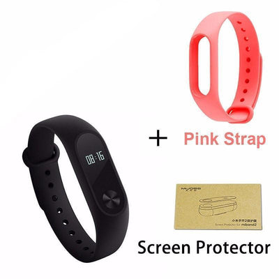 Smartbands NEW Original Xiaomi Smart Miband Bracelet - OLED TOUCH Screen