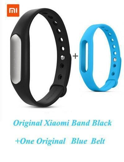 Smartbands Original Xiaomi Smart Miband Bracelet For Android 4.4 IOS 7.0 MI3 M4 - Waterproof - Tracker Fitness Wristbands