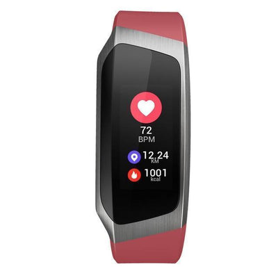 Smartbands Smart Band Color Touch Screen Waterproof Blood Pressure Oxygen Heart Rate Monitor Sport Bracelet Talk Band