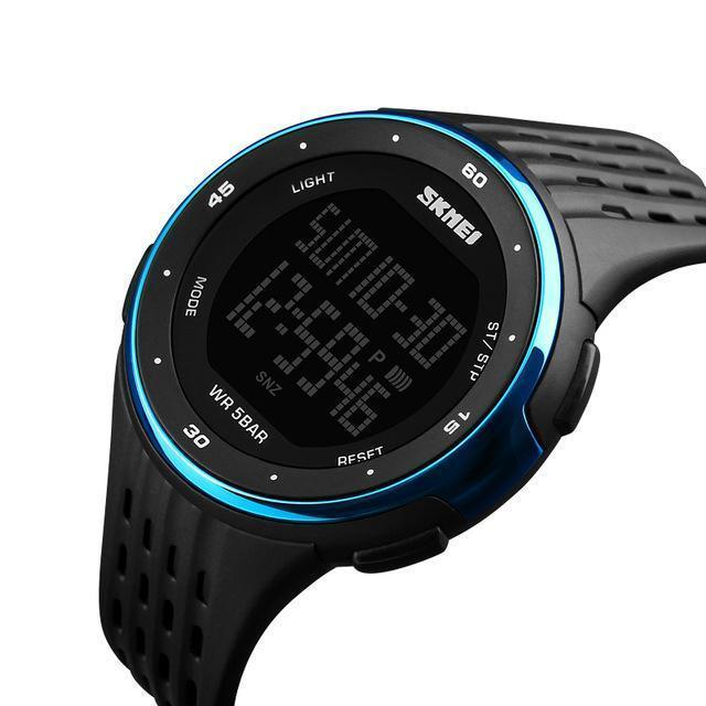 Smartwatches LED Digital Waterproof Watch
