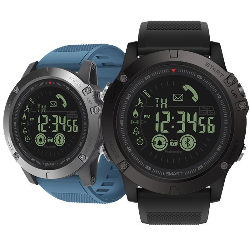 Smartwatches New VIBE 3 Flagship Rugged Smartwatch All-Weather Monitoring Smart Watch For IOS And Android