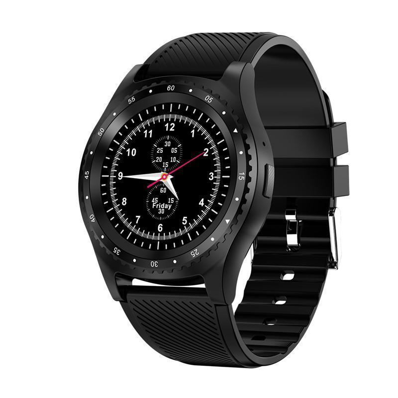 Smartwatches Newest Smart Watch With Camera Bluetooth Sports Watch Fitness Monitor Support SIM Card Smartwatch